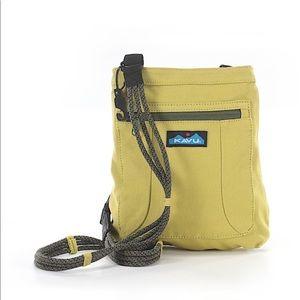 Kavu Bags - Yellow Kavu Crossbody Bag